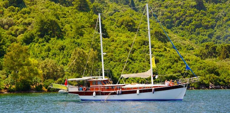 Marmaris Gulet Cruises, 9