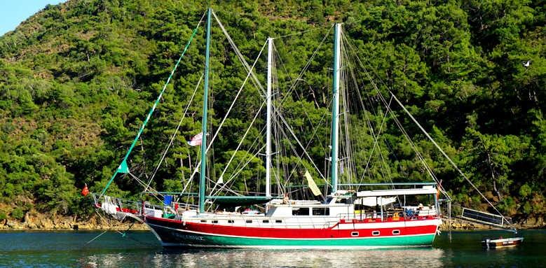 Marmaris Gulet Cruises, thumb