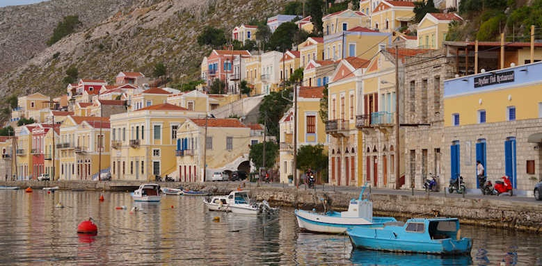 Turkey and Greece Gulet Cruise, symi