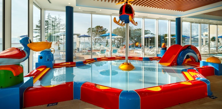 Valamar Collection Girandella Resort, indoor pool