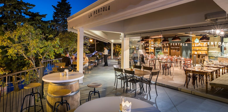 Valamar Collection Girandella Resort, trattoria