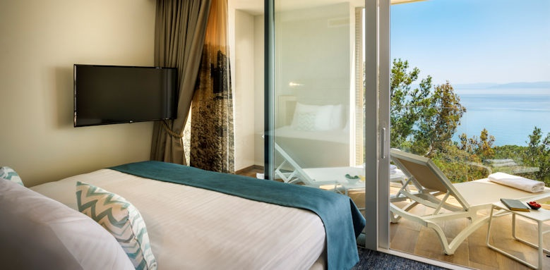 Valamar Collection Girandella Resort, Premium Family Suite with Terrace, seaview
