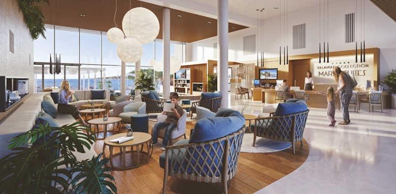 Valamar Collection Girandella Maro Suites, lobby