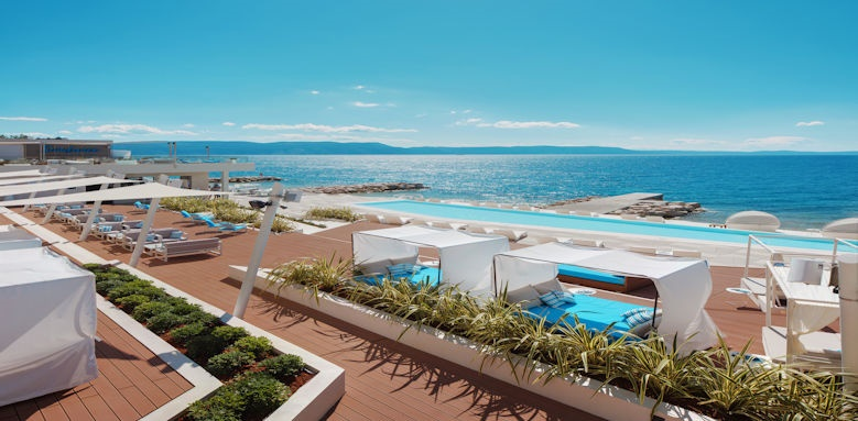 Valamar Collection Girandella Resort, Sundance Beach Club