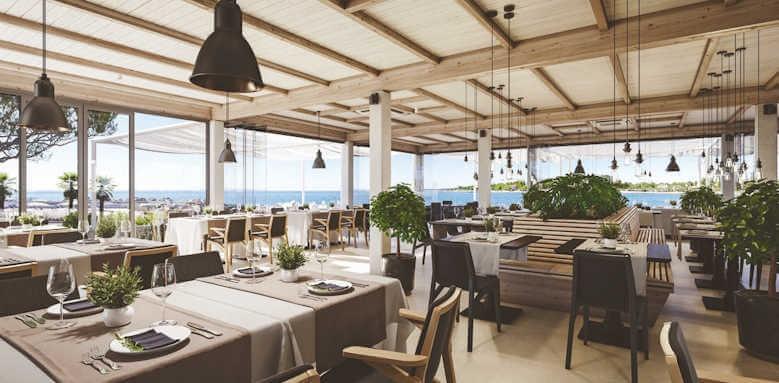 Valamar Collection Girandella Maro Suites, restaurant