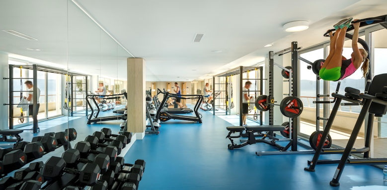 Valamar Collection Girandella Resort, gym