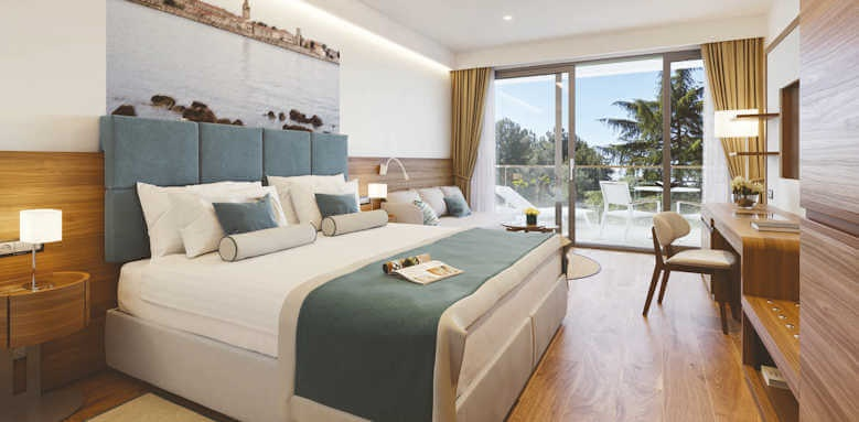 Valamar Collection Girandella Maro Suites, junior suite