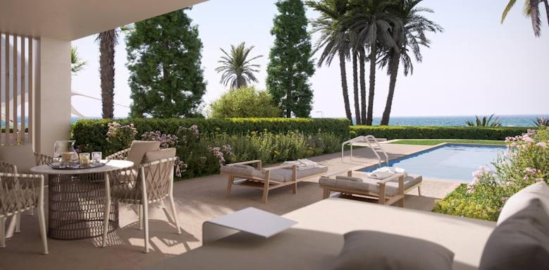 Ikos Andalusia, private pool
