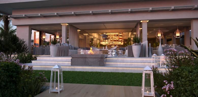 Ikos Andalusia, main bar