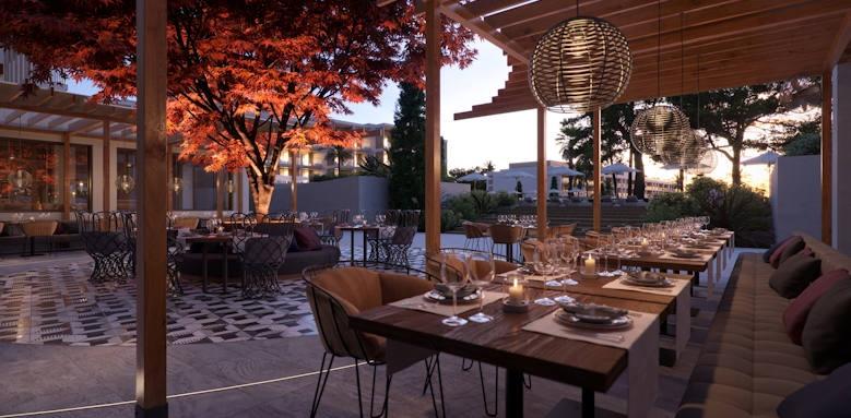 Ikos Andalusia, restaurant