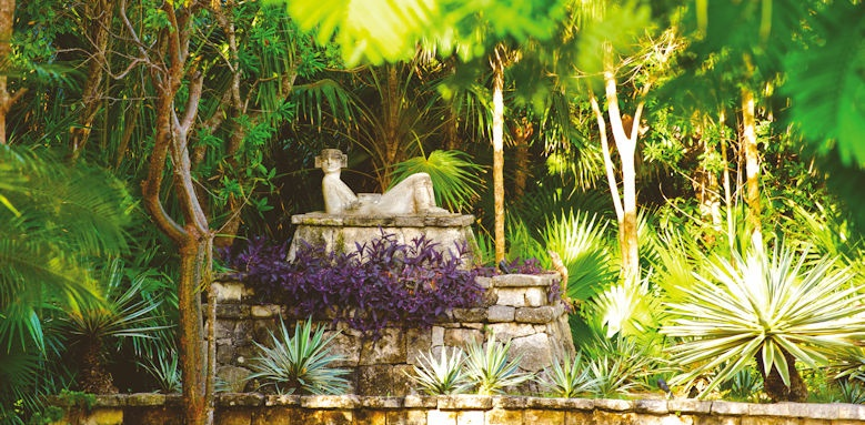 Belmond Maroma, gardens