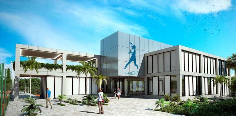 TRS Coral, tennis club