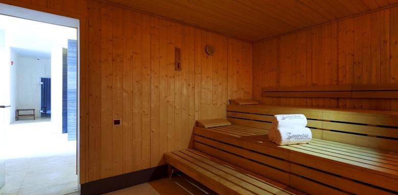 Family Selection At Grand Palladium Costa Mujeres Resort & Spa, spa sauna