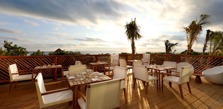 Family Selection At Grand Palladium Costa Mujeres Resort & Spa, the nest terrace day