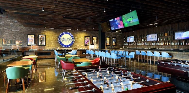 Family Selection At Grand Palladium Costa Mujeres Resort & Spa, sports bar