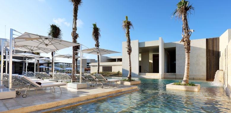 Family Selection At Grand Palladium Costa Mujeres Resort & Spa, pool & bar
