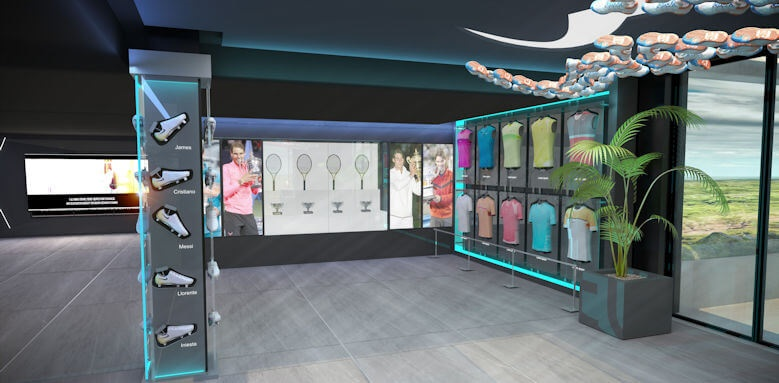 Family Selection At Grand Palladium Costa Mujeres Resort & Spa, rafa nadal tennis centre
