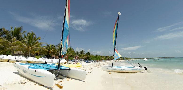 TRS Yucatan, watersports