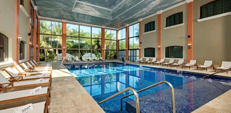 Iberostar Grand Paraiso, indoor pool