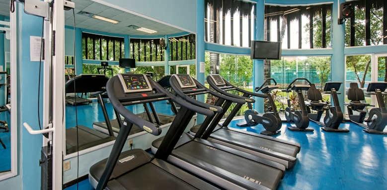 Iberostar Grand Paraiso, gym