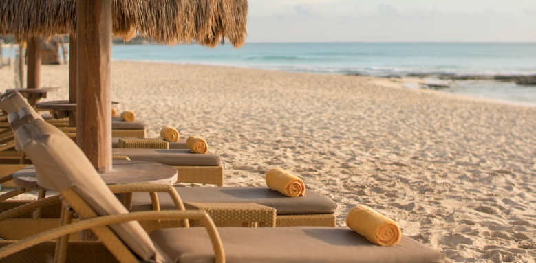 Iberostar Grand Paraiso, beach loungers