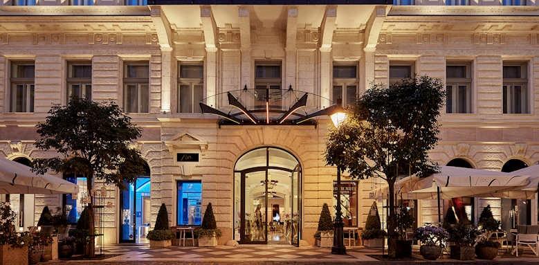 Aria Hotel Budapest, exterior