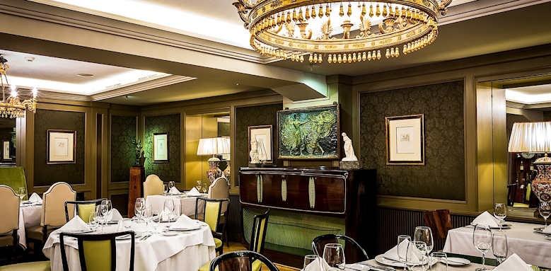 Prague Hotel Aria, Coda Restaurant