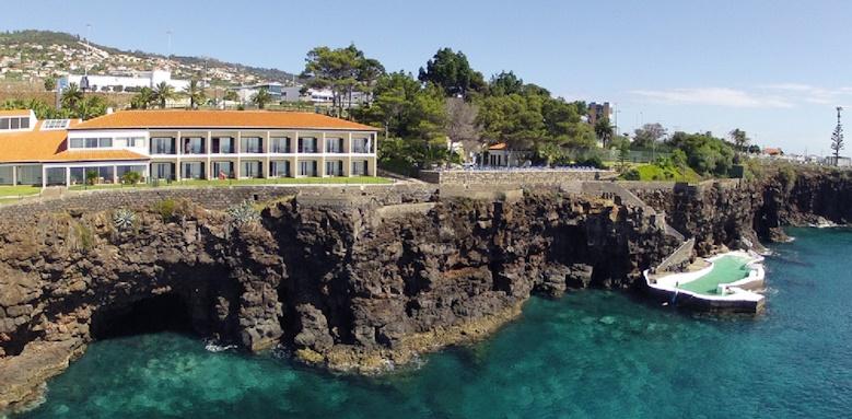 Albatroz Beach & Yacht Club, sea view