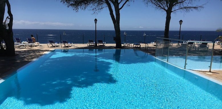 Albatroz Beach & Yacht Club, pool