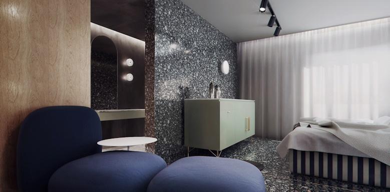 Rosseli, Mezza Croce deluxe rooms