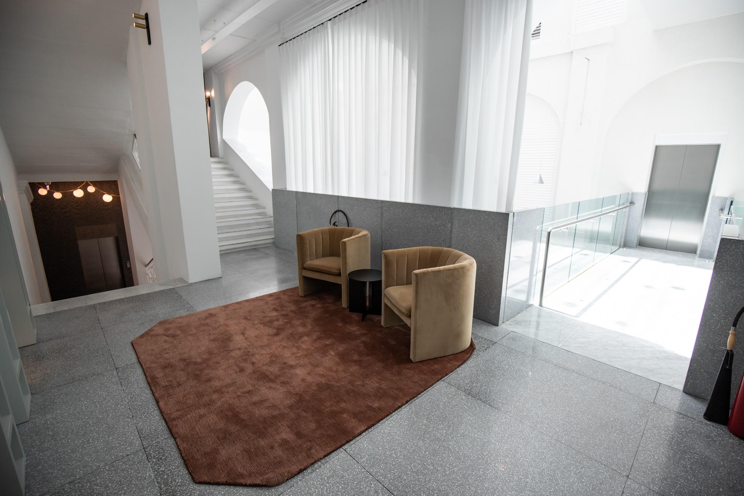 Rosselli, interior