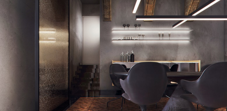 Rosseli, Sixteen 34 suites