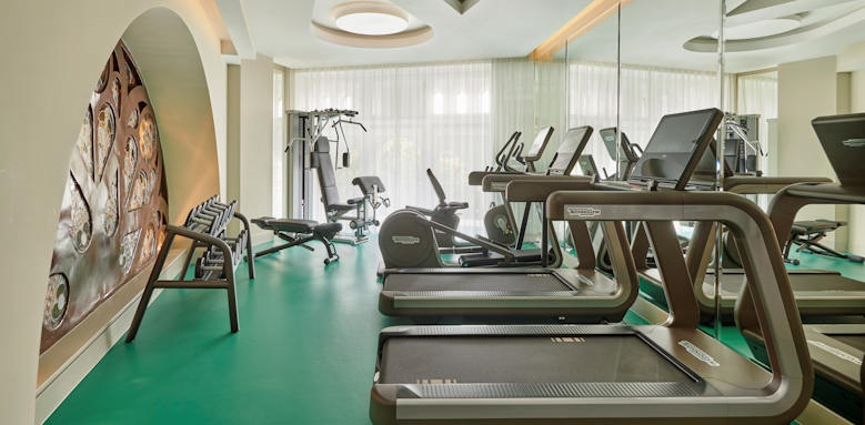 Parisi Udvar Hotel, fitness