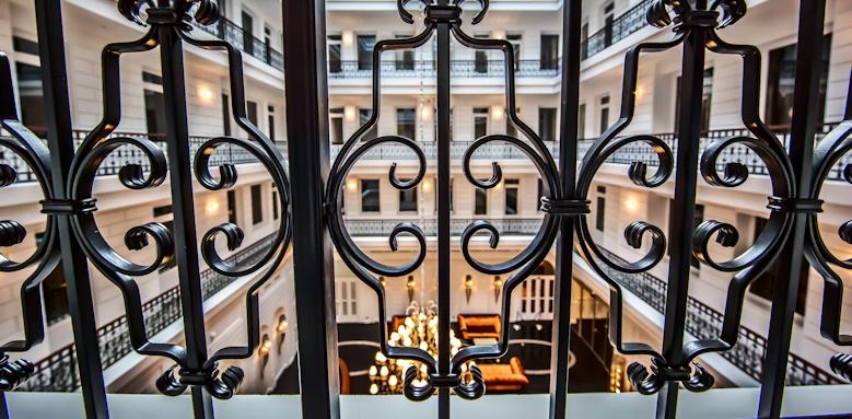 Prestige Hotel Budapest, interior view