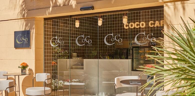 Hesperia Villamil, Coco Cafe