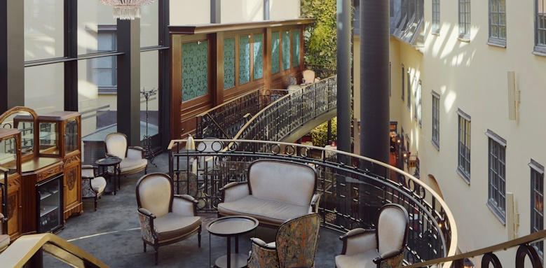 Hotel Kungstradgarden, restaurant