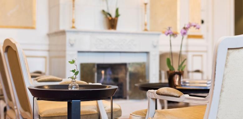 Hotel Kungstradgarden, lounge room