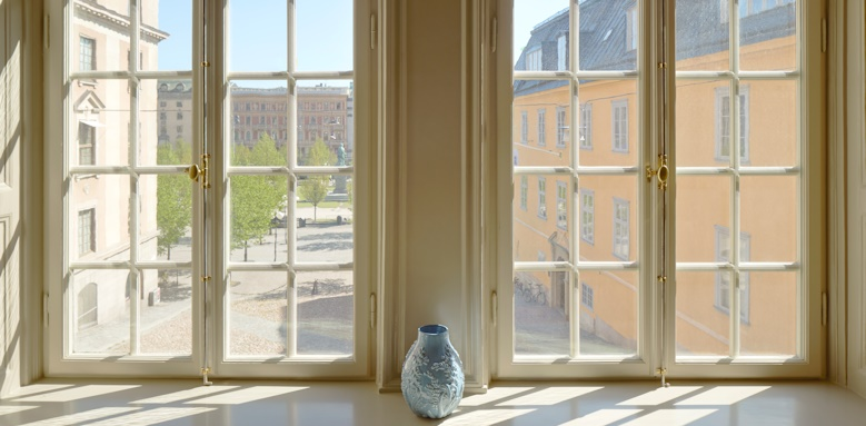 Hotel Kungstradgarden, view