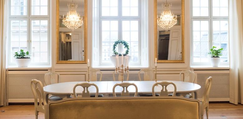 Hotel Kungstradgarden, lounge