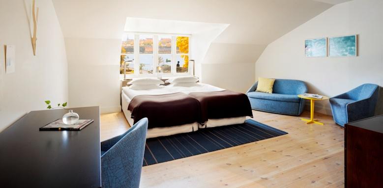 Hotel Skeppsholmen, deluxe room