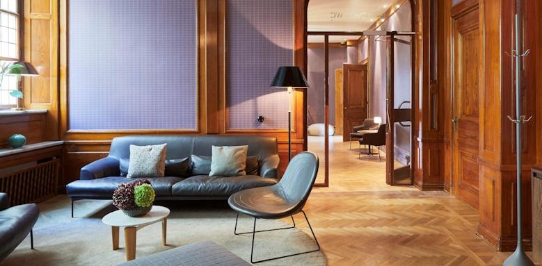 Nobis Hotel Stockholm, lobby area