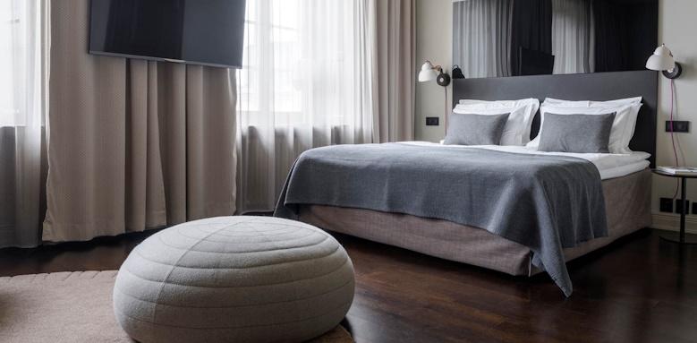 Nobis Hotel Stockholm, deluxe room