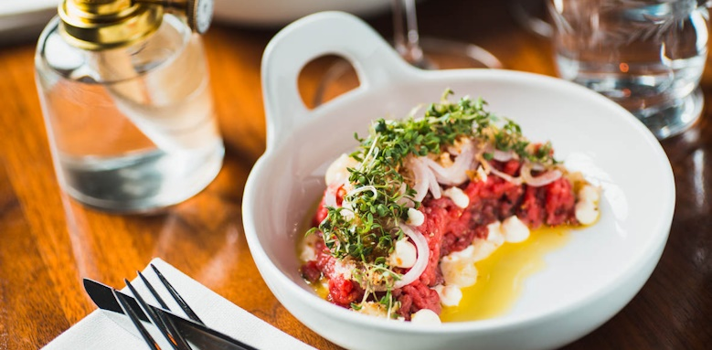 Nobis Hotel Stockholm, restaurant cuisine