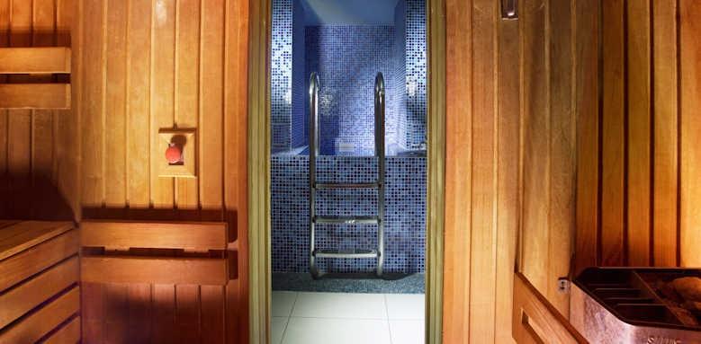 Hotel Paris, sauna