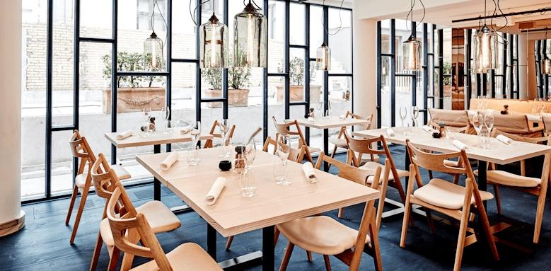 Nobis Hotel Copenhagen, restaurant