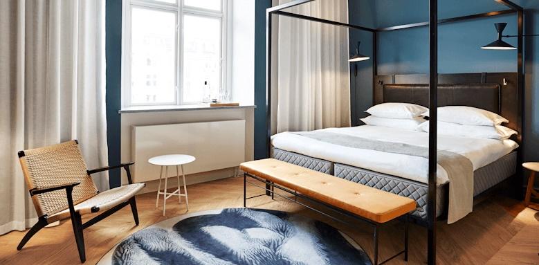 Nobis Hotel Copenhagen, deluxe room