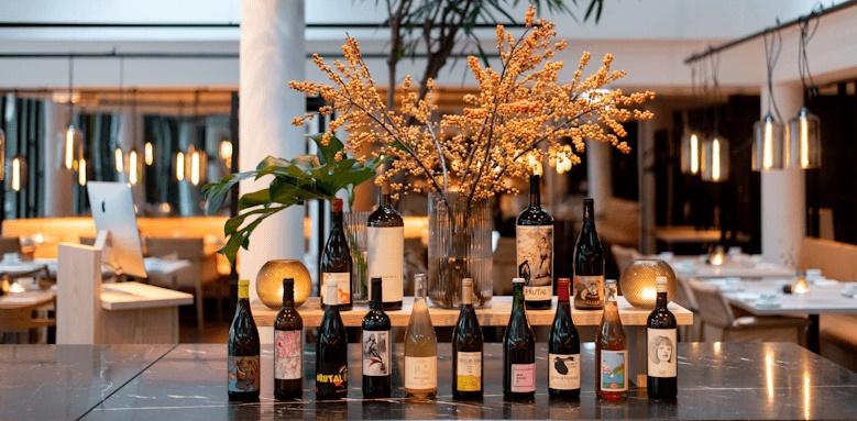 Nobis Hotel Copenhagen, wines