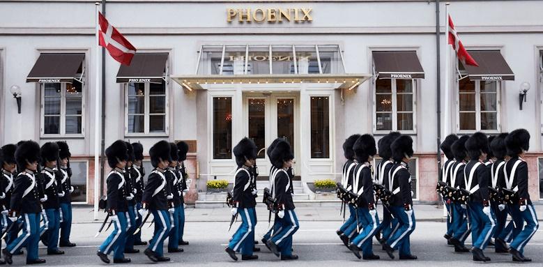 Phoenix Copenhagen, exterior of hotel