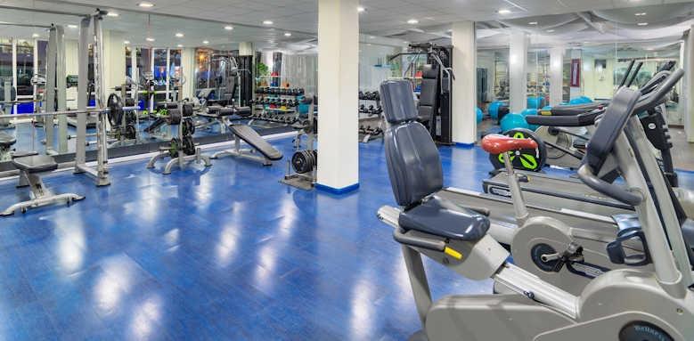 H10 Gran Tinerfe, gym