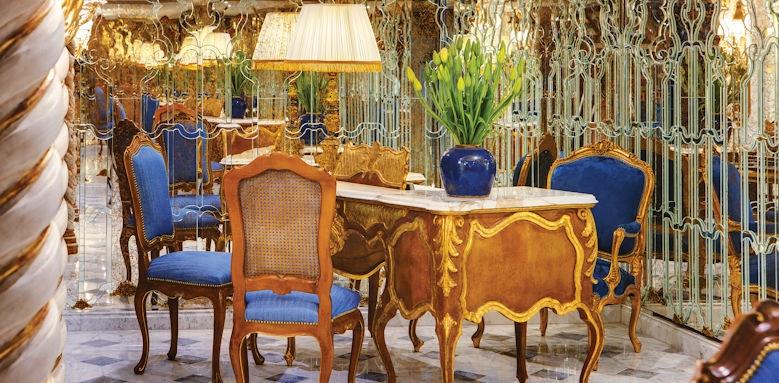 Maria Theresa, lounge